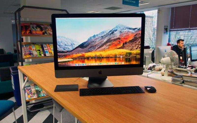 Экран Apple iMac Pro 2017