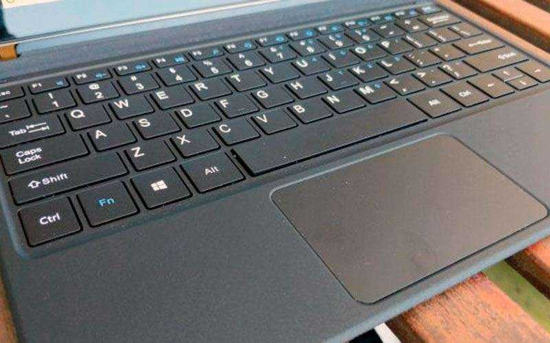 Chuwi SurBook Mini клавиатура