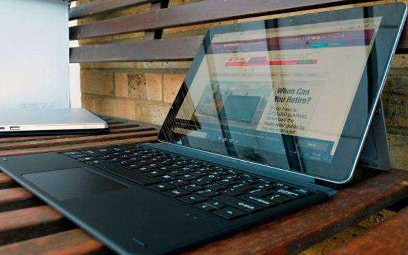 Chuwi SurBook Mini производительность