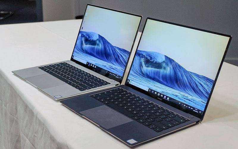 Дизайн MateBook X Pro