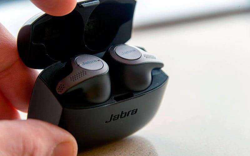 Дизайн Jabra Elite 65t