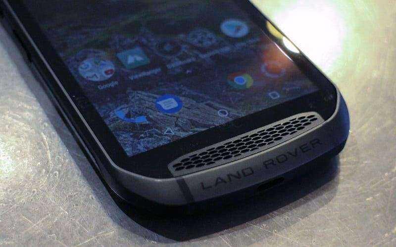Телефон Land Rover Explore — Обзор активного смартфона не только для владельцев авто