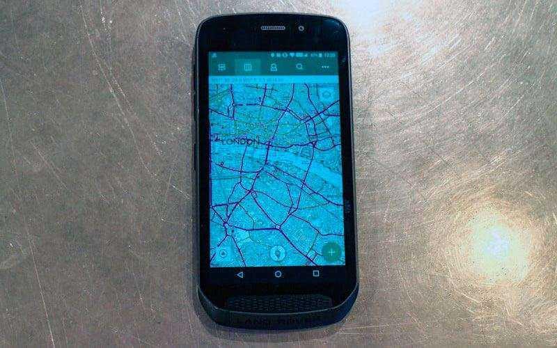 GPS Land Rover Explore