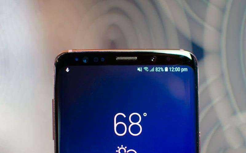 Помощник Samsung Galaxy S9