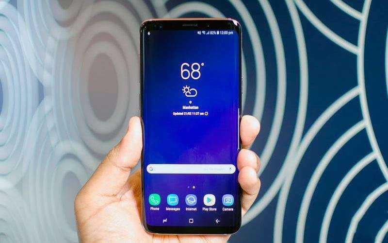 Обзор Samsung Galaxy S9 — Блеск в дизайне, не забыв о функциях