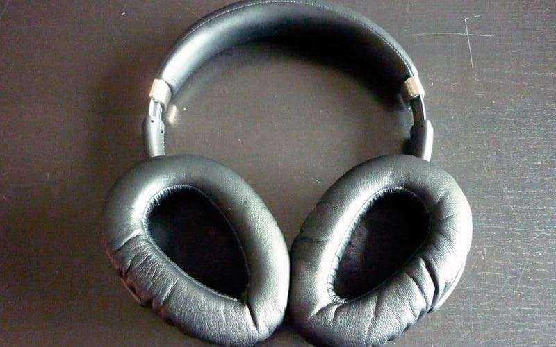 Звук Sennheiser PXC 550