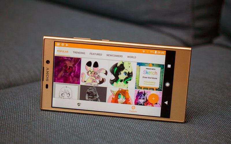 Sony Xperia L2 отзывы