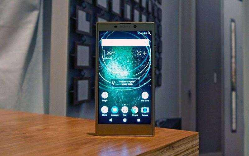 Экран Sony Xperia L2