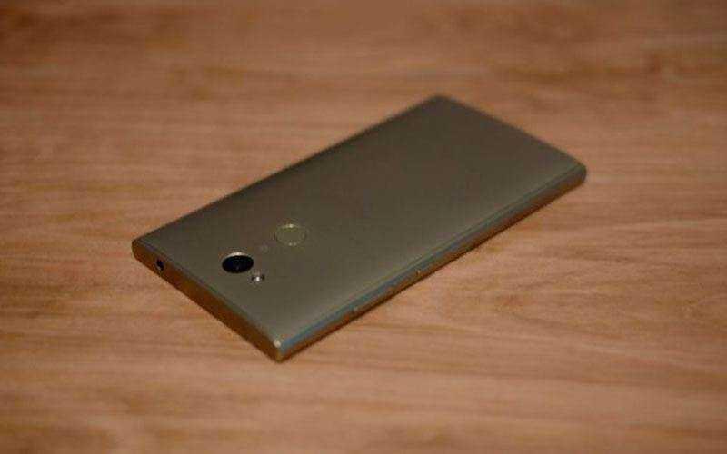 Производительность Sony Xperia L2