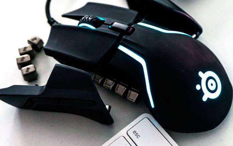 Обзор SteelSeries Rival 600 — Отличная игровая мышь с двойным датчиком