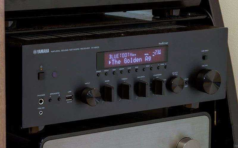 Обзор Yamaha R-N803 — Этот Hi-Fi-ресивер, как камень преткновения для аудиофилов