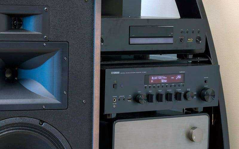 Тест Yamaha R-N803