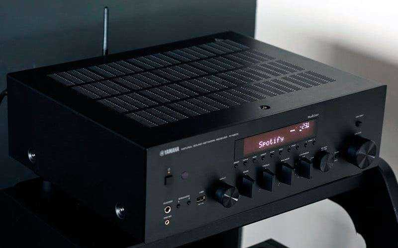 Yamaha R-N803 отзывы