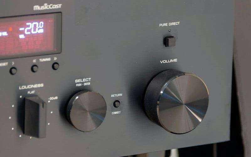 Yamaha R-N803 обзор