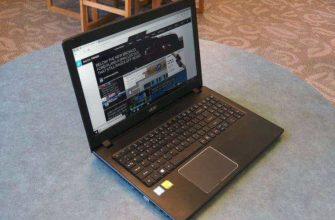Обзор Acer Aspire E 15 — Недорогой ноутбук с массой достоинств