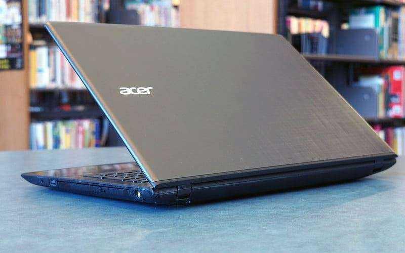Acer Aspire E 15 — Обзор недорогого ноутбука с массой достоинств для каждого