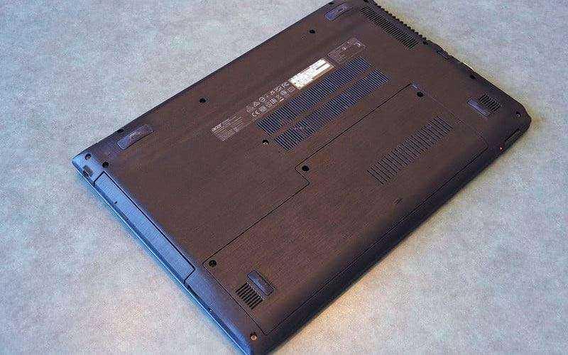 SSD-накопитель Acer Aspire E 15