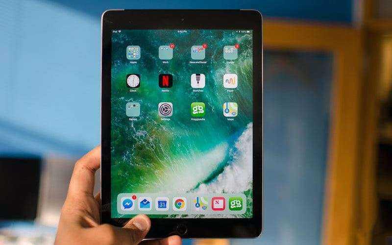 Apple iPad (2018) отзывы