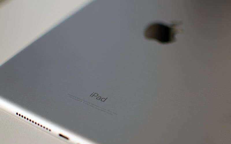 Apple iPad (2018) обзор