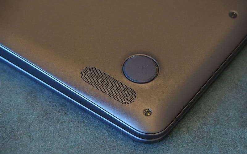 Динамики Asus ZenBook Flip 14