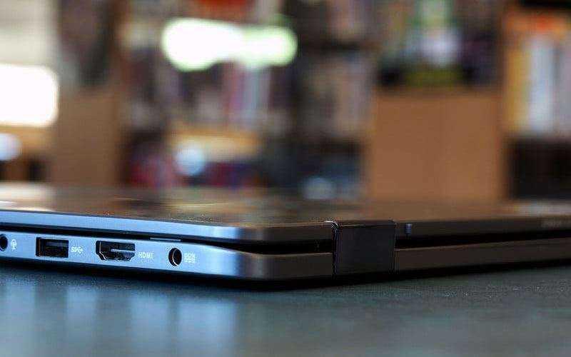 Asus ZenBook Flip 14 обзор