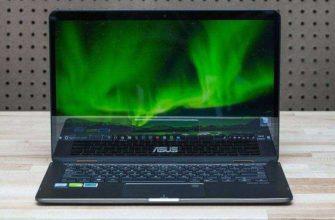 Обзор Asus ZenBook Flip 14 — Мощный ультрабук трансформер 2-в-1