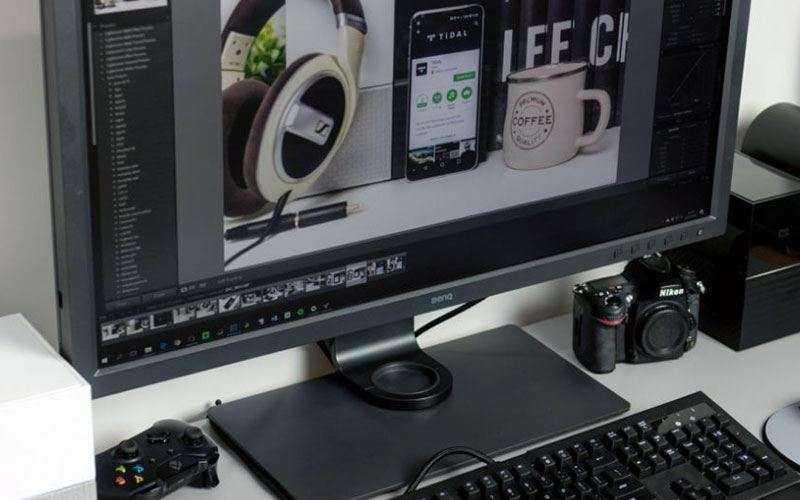 BenQ SW320 — Обзор профессионального 4K монитора, на котором можно всё
