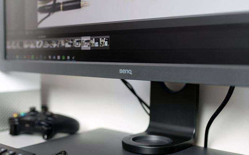 Профессиональный 4K монитор BenQ SW320