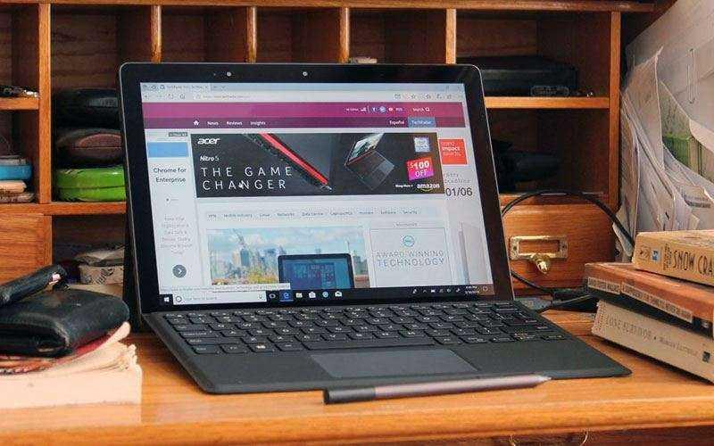 Обзор Dell Latitude 5290 — Бизнес трансформер заменяющий ноутбук