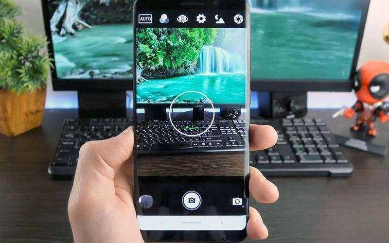 Камеры Elephone U Pro