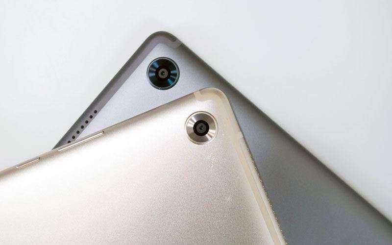 Камеры Huawei MediaPad M5 и M5 Pro