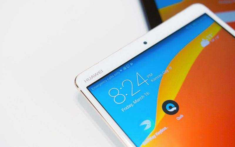 Дизайн Huawei MediaPad M5 и M5 Pro
