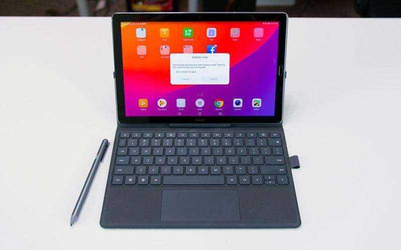 ПО в Huawei MediaPad M5 и M5 Pro