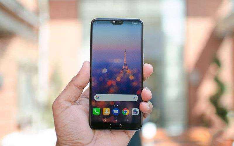 Экран Huawei P20 Pro и ОС