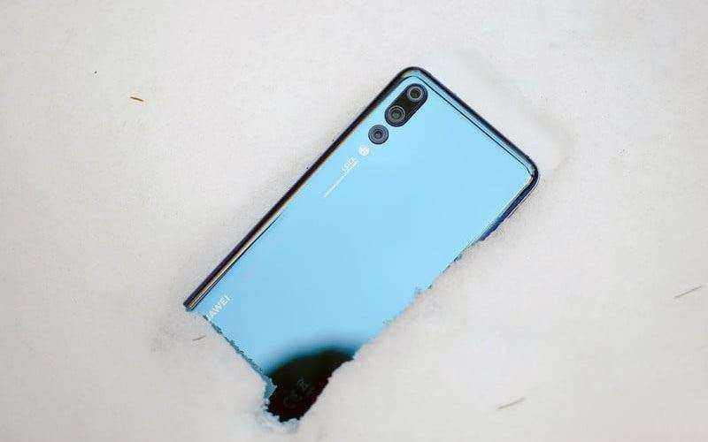 Телефон Huawei P20 Pro — Отзывы