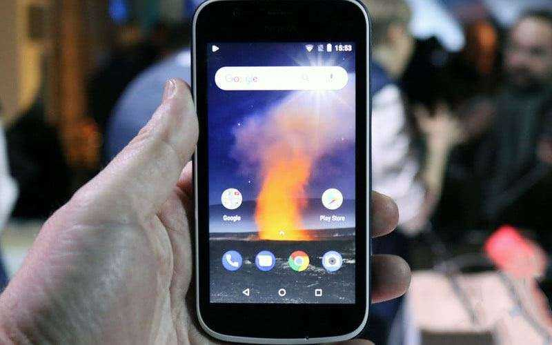 Nokia 1 отзывы