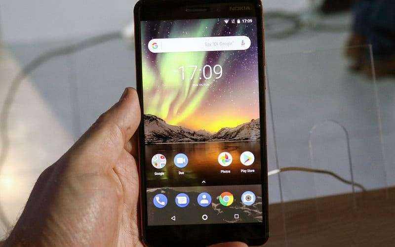В Nokia 1 мы найдём Android Go