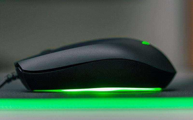Подсветка Razer Abyssus Essential