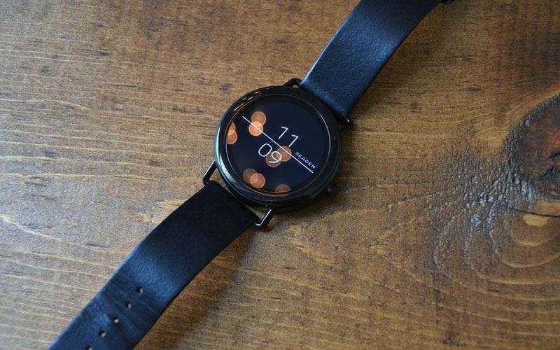 Skagen Falster — Обзор красивых смарт-часов на Android Wear с оговорками