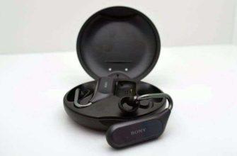 Обзор Sony Xperia Ear Duo — Умные наушники с технологией открытого звука