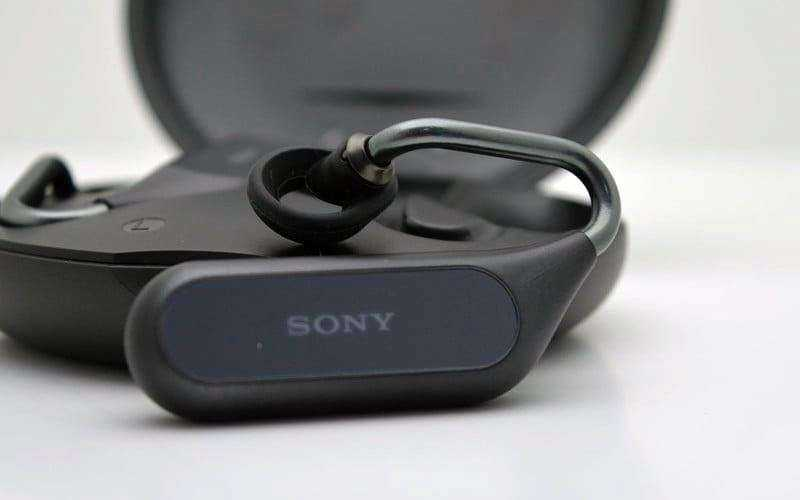Звук Sony Xperia Ear Duo