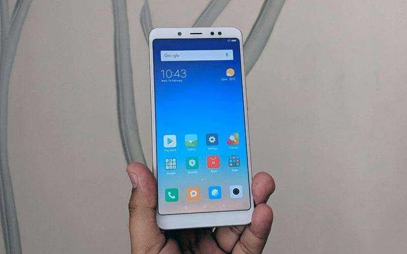 Аппаратные средства Xiaomi Redmi Note 5 Pro
