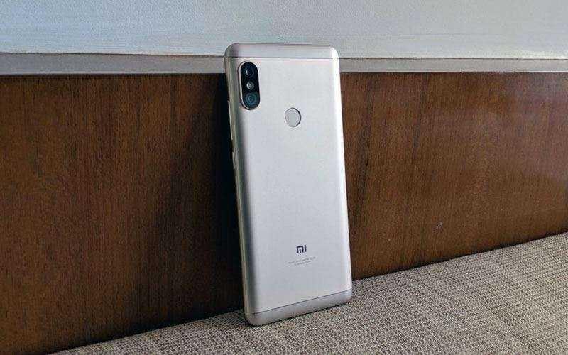 Дизайн Xiaomi Redmi Note 5 Pro