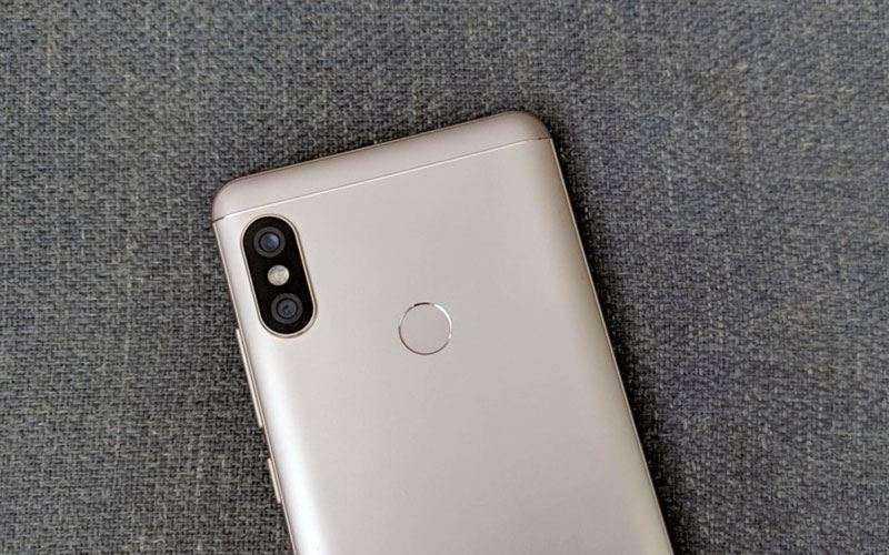 Камера Xiaomi Redmi Note 5 Pro