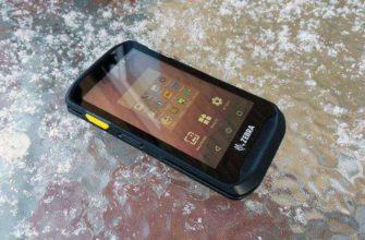Обзор Zebra TC25 — Не судите о смартфоне по его характеристикам