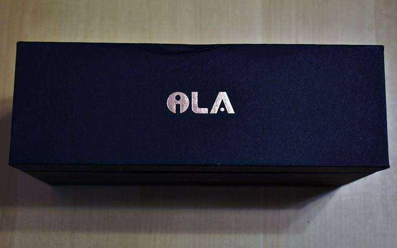 iLA-X из коробки