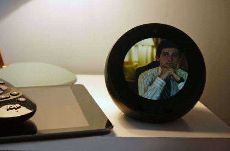 Amazon Echo Spot обзор