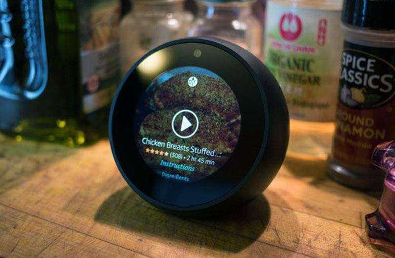 Amazon Echo Spot отзывы
