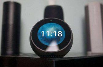 Обзор Amazon Echo Spot — Универсальное видеоустройство Echo