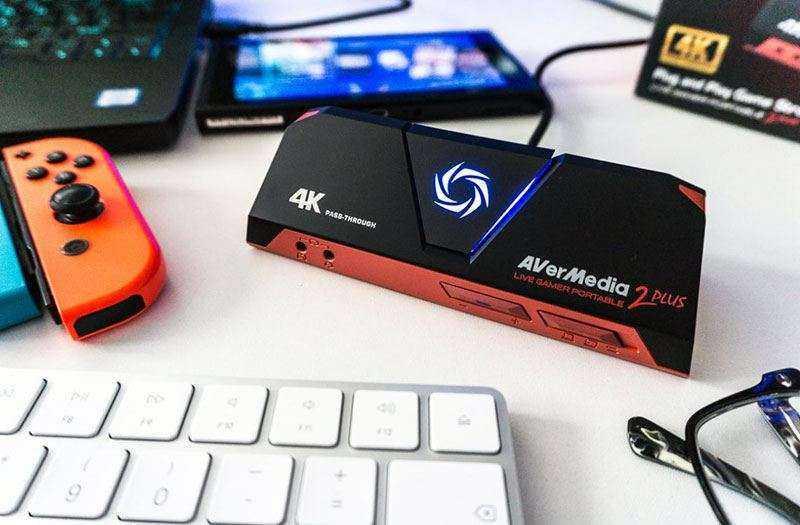 AverMedia Live Gamer Portable 2 Plus отзывы